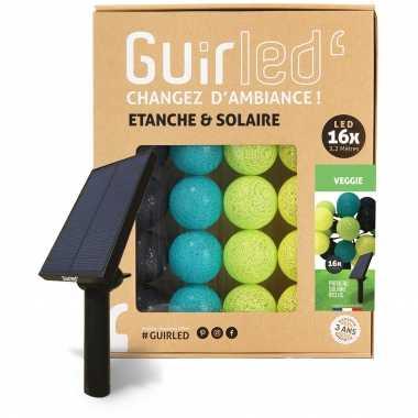 Guirled Guirlande Étanche & Solaire Veggie Outdoor