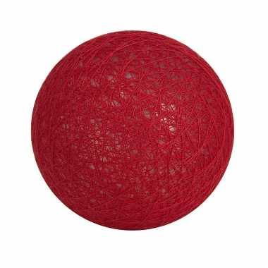 Rubis Produits à l'unité Guirlande boule lumineuse