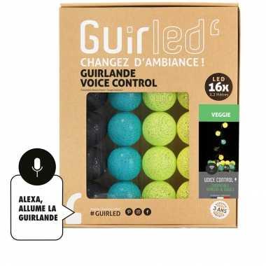 Guirled Guirlande Commande Vocale Veggie Commande Vocale