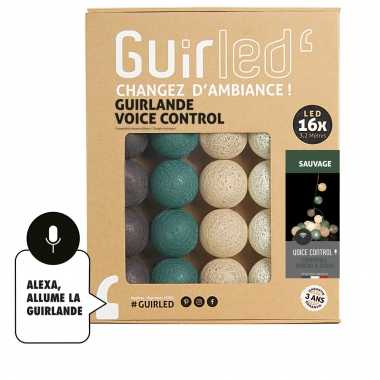 Guirled Guirlande Commande Vocale Sauvage Commande Vocale