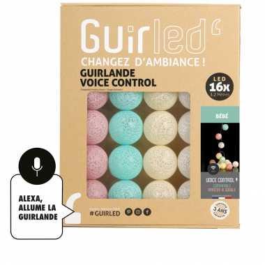 Guirled Guirlande Commande Vocale Bébé Commande Vocale