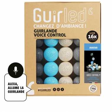 Guirled Guirlande Commande Vocale Avatar Commande Vocale