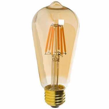 Guirled Ampoule Vintage