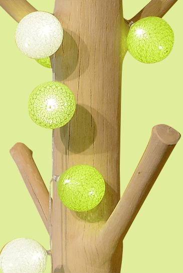 Guirlande boule lumineuse d'intérieur Guirled